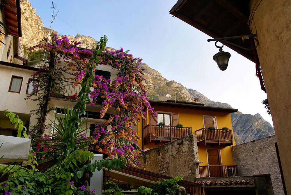 Limone Altstadt direkt bei der Pasticceria Piva
