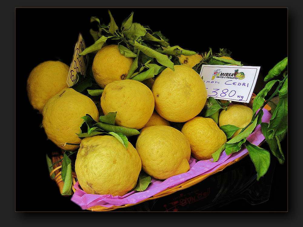 Limoni Cedri
