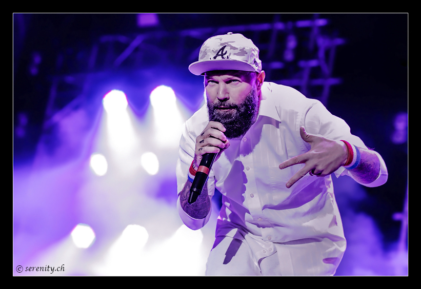 Limp Bizkit @ Rock The Ring 2015