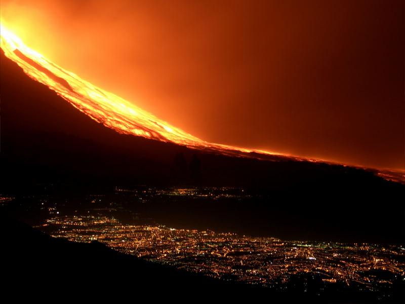 L'imprevedibile Etna