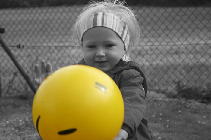 Lina und ihr BALL