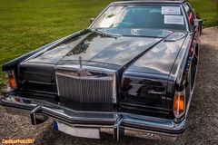 Lincoln Continental MK V USA 1979 bei Classic Cars Schwetzingen 2017
