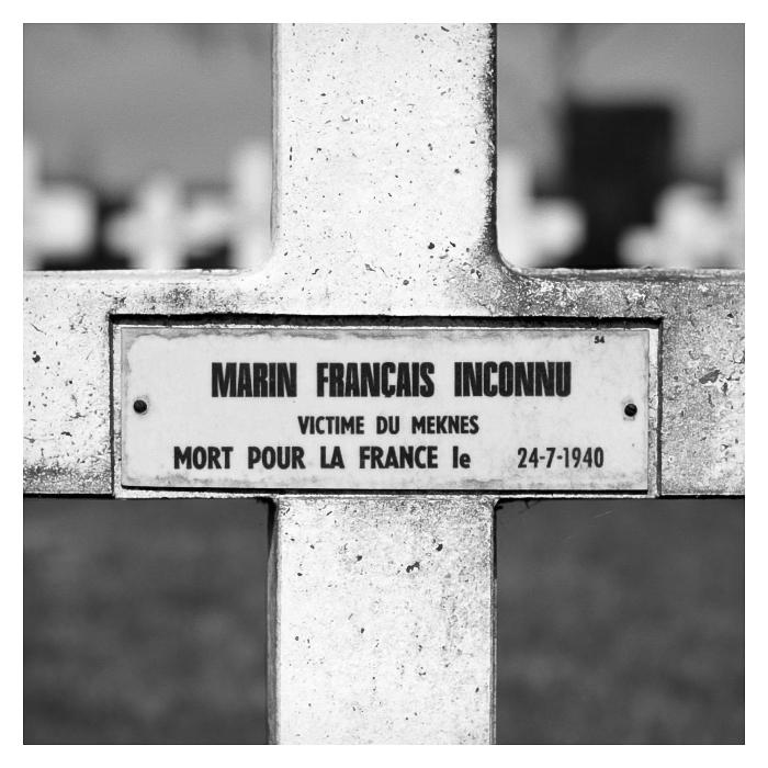 L'inconnu du Meknes - Ribécourt (Oise)