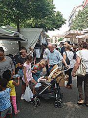 L'incontro....al mercato
