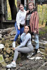 Linda, Franzi & Melina 1