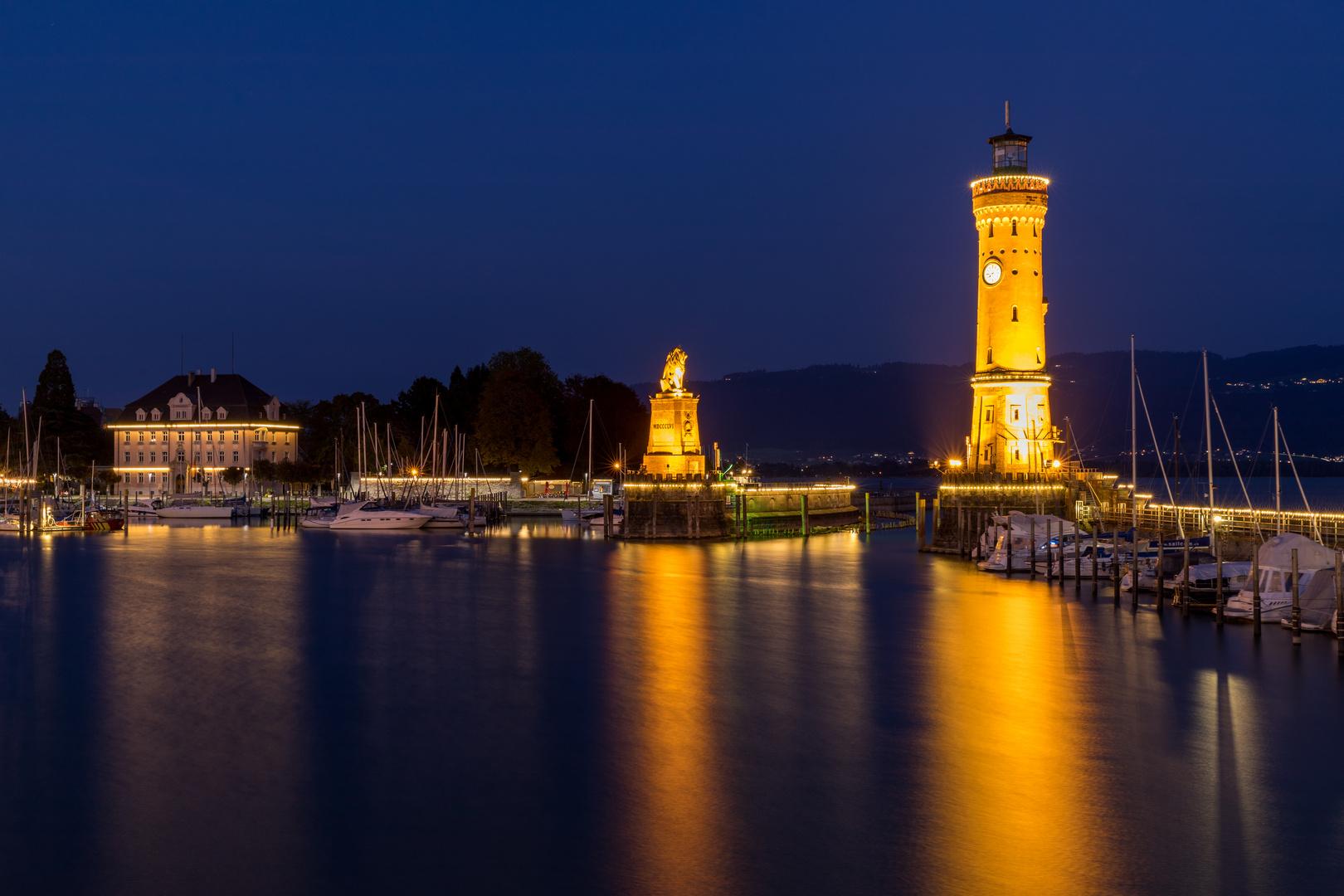Lindau Leuchtturm