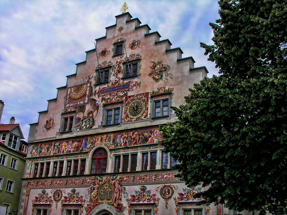Lindau Rathaus