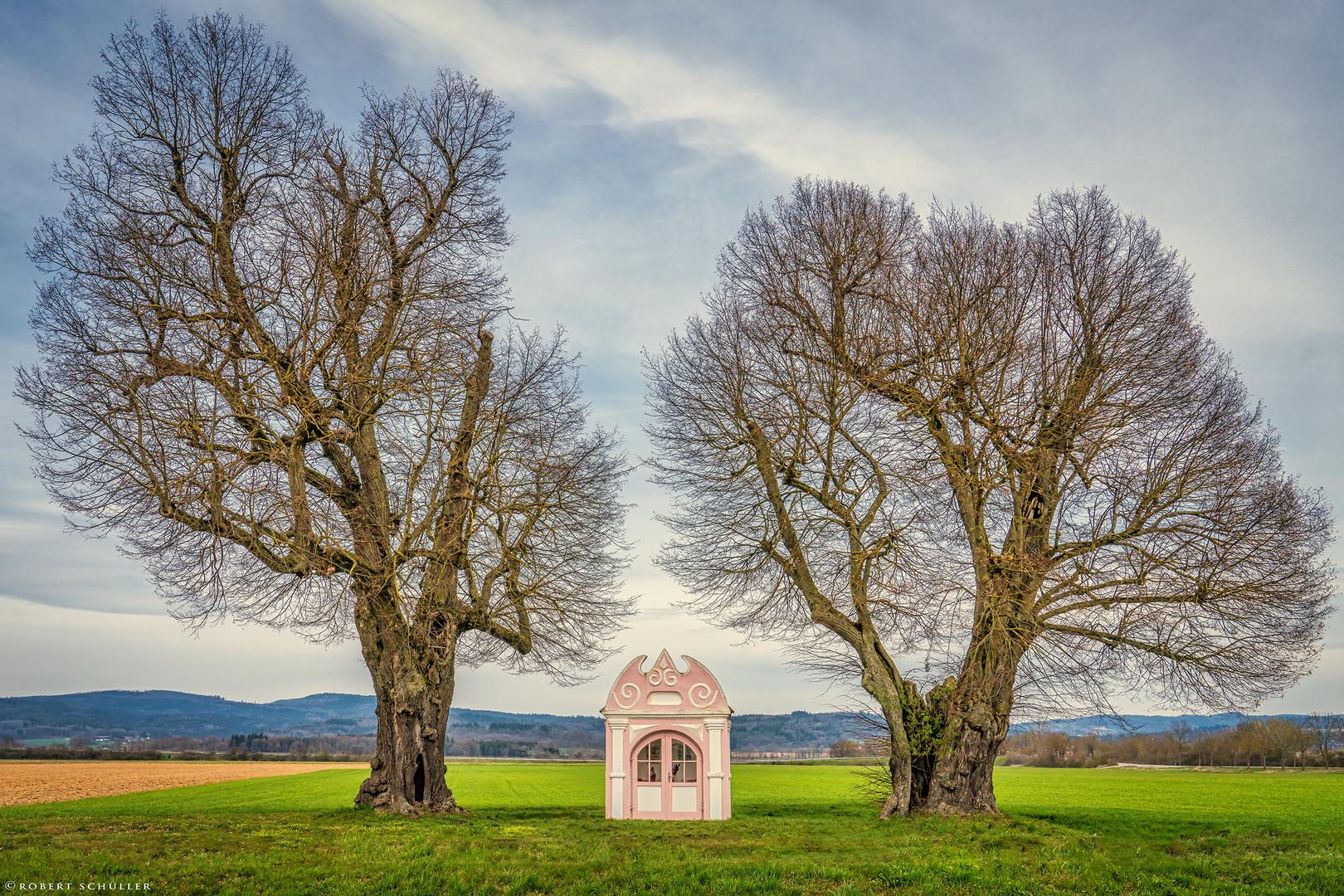 Lindenkapelle bei Kiefenholz.