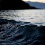 °lindes Wellenschlagen