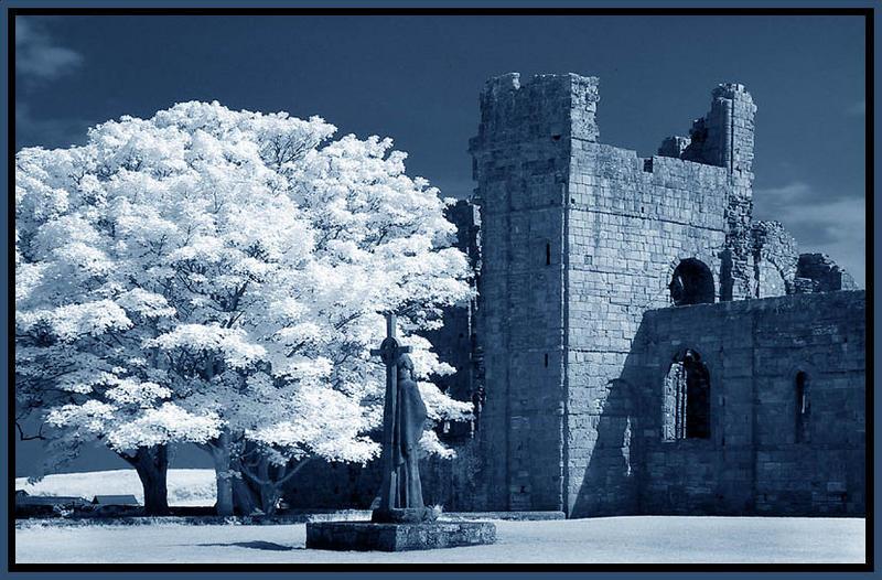 Lindisfarne Abbey 2