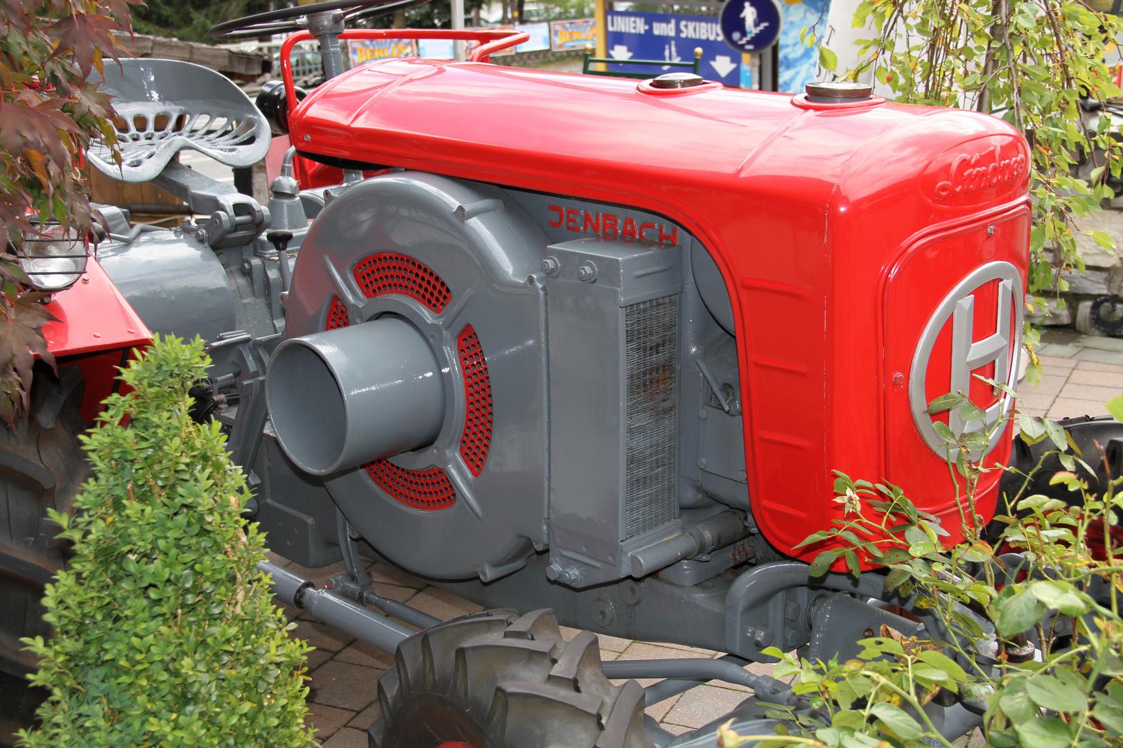 Lindner Traktor Bj. 1953