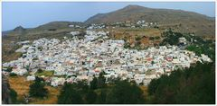 Lindos - die Perle von Rhodos, das Bilderbuchdorf in Griechenland