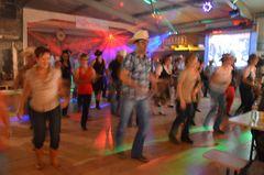 Line Dance in Action!