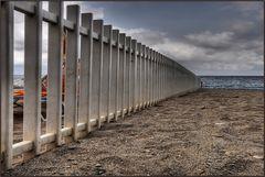 linea di confine (il retro)