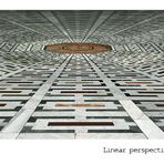 Linear perspective....