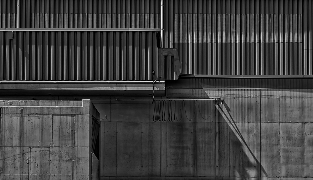 lines, shades and structures