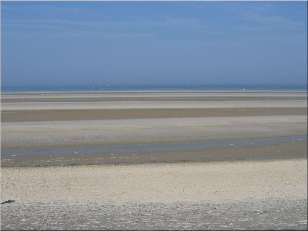 ..L'infini, à marée basse ..