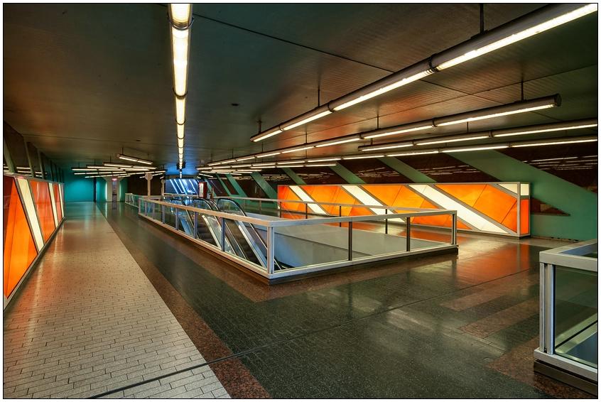 Linie 3 - Körnerstraße III