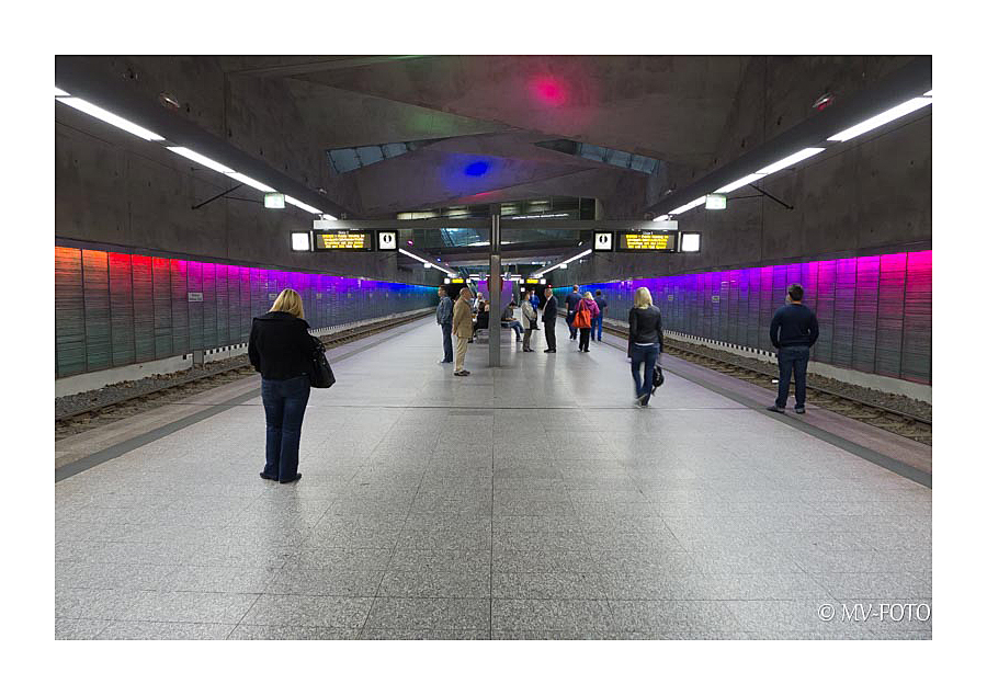 Linie 302 - U - Bahnhof Rathaus-Süd Bochum