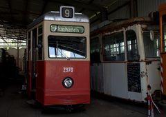 "Linie 9 ""Rhabarberexpress"""