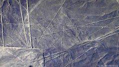 Linien  bei Nazca - Nasca Lines