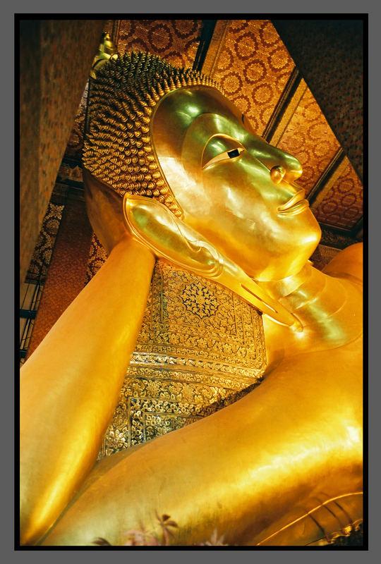 Lining Buddha im Wat Po