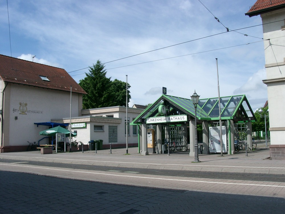 Linkenheim Rathaus