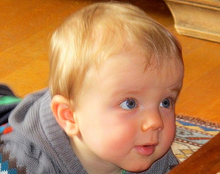 Linus,10 Monate alt