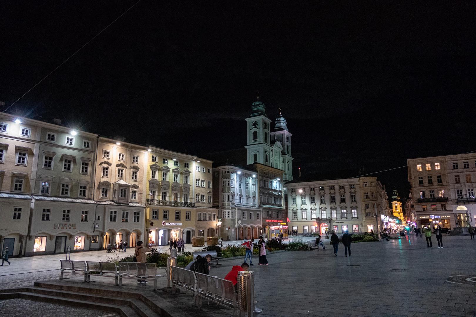 Linz am Abend