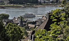 Linz am Rhein, Blick vom Kaiserberg II