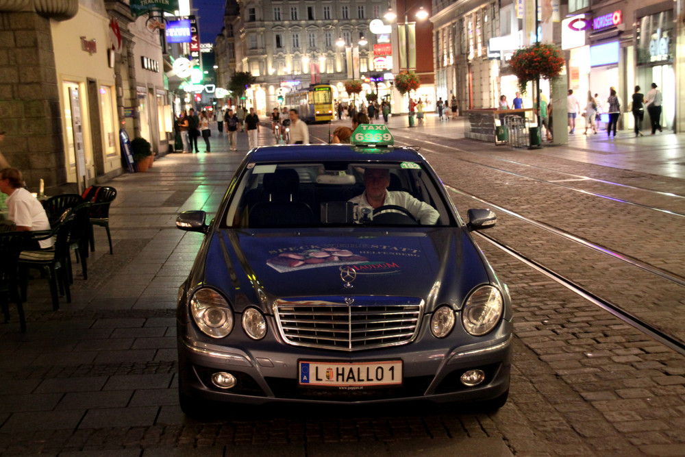 Linz - Hallo Taxi