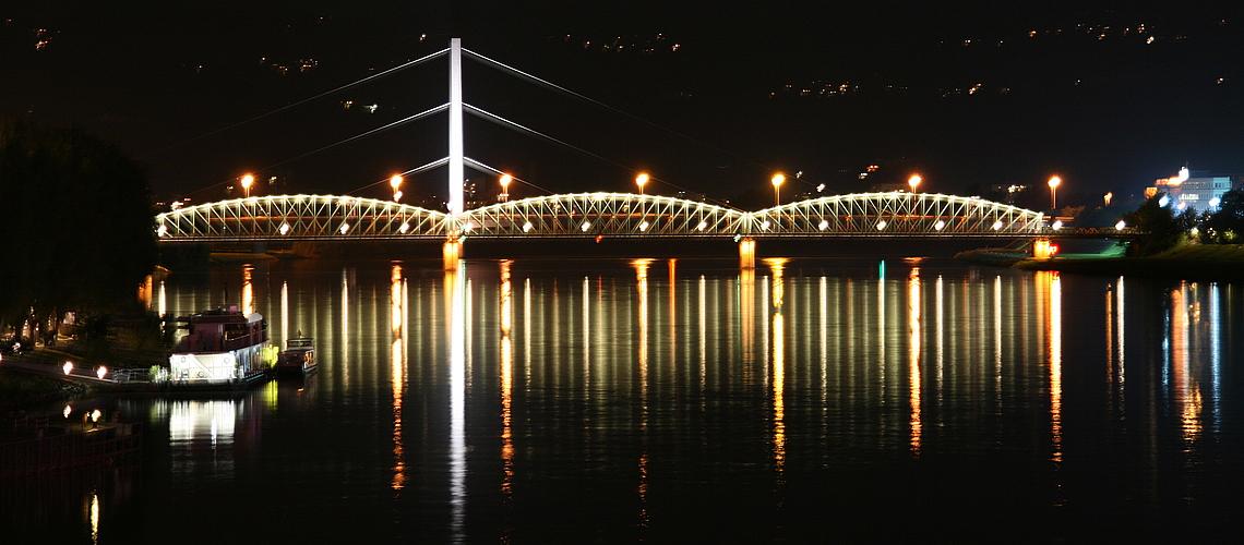 Linzer Brücken-Panorama