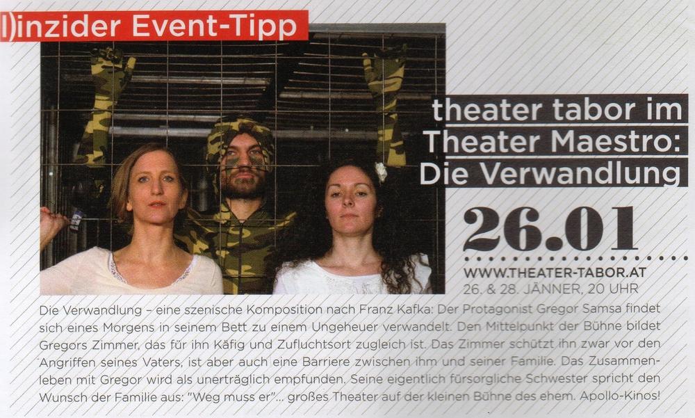 (l)inzider - Ausgabe Jänner 2012