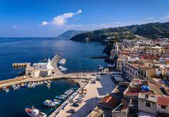 Lipari-Stadt, Liparische Inseln, Sizilien