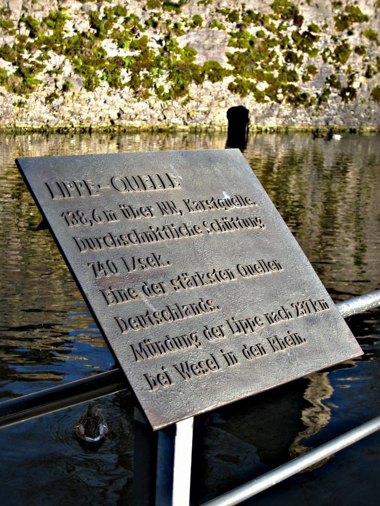 Lippe-Quelle