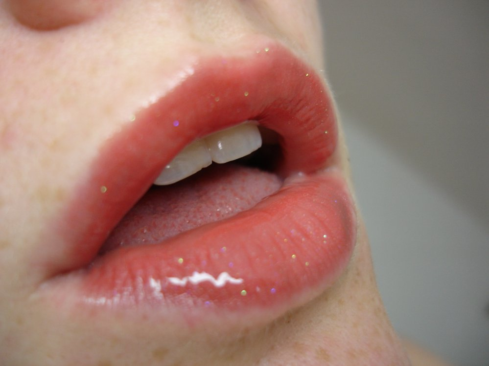 Lippenbekenntnis!