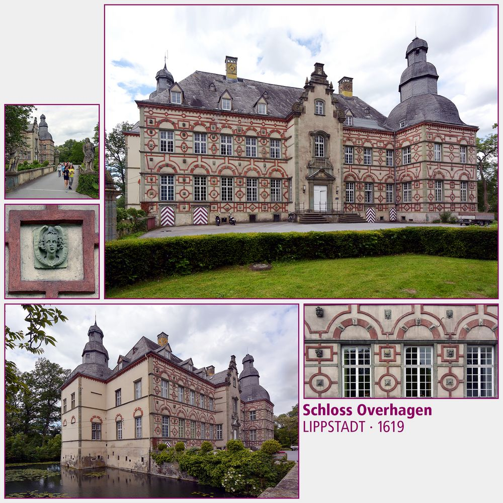 Lippstadt · Schloss Overhagen