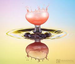 Liquid goblet