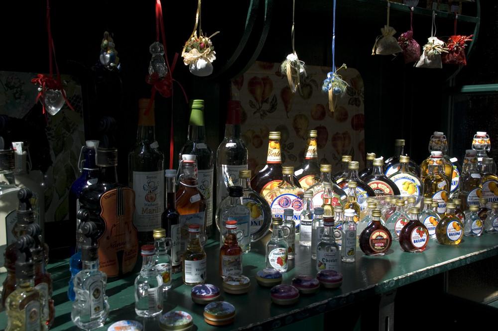 Liquori per tutte le tasche ... ;-)