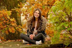 Lisa im Herbst 1