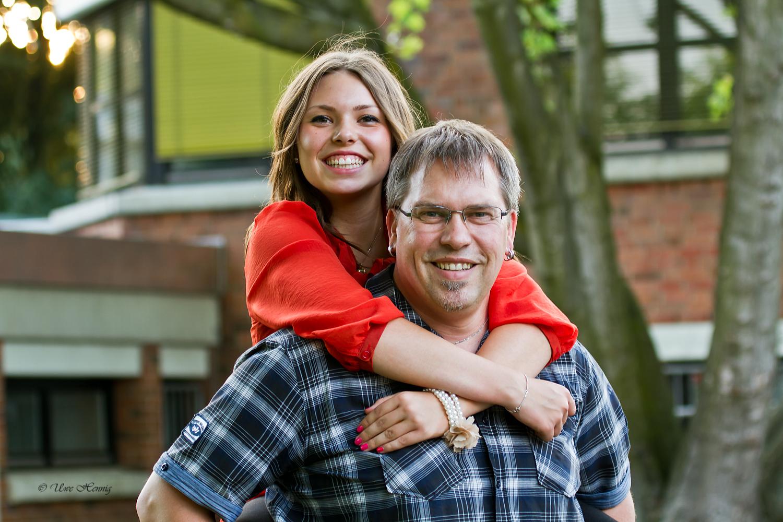 Lisa & Papa