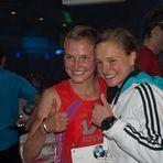 Lisa und Anna Hahner .....