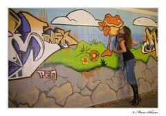 Lisa und der Frosch