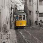 Lisboa 1 - Yellow Tram