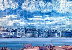Lisboa en azulejos