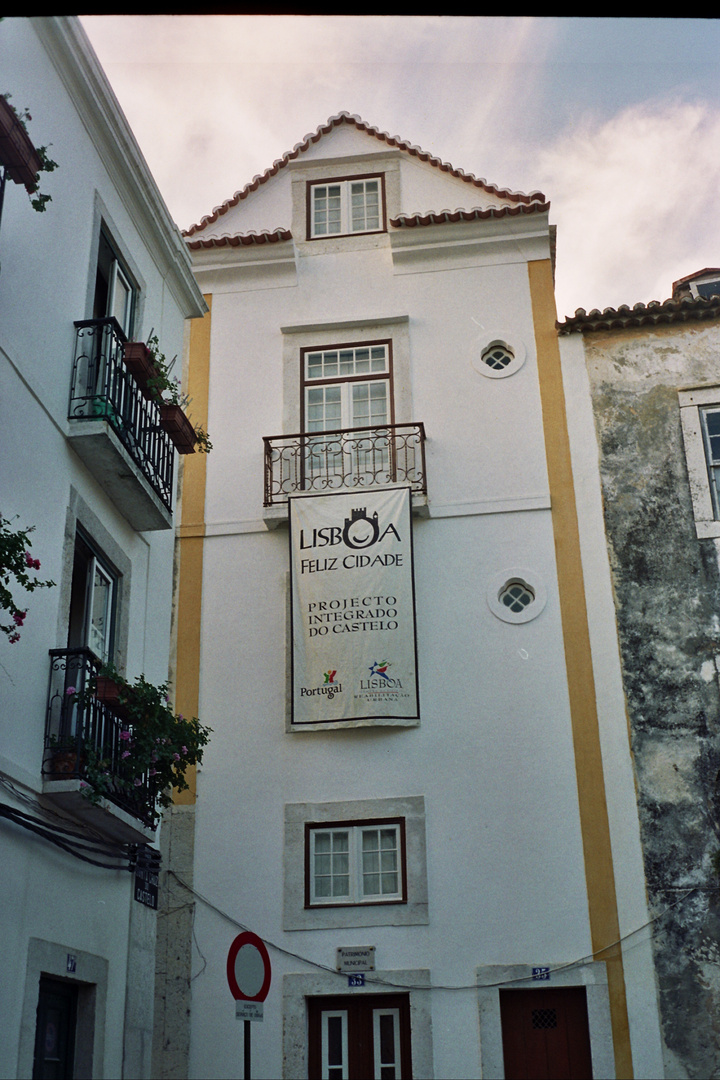 Lisboa,  feliz cidade.