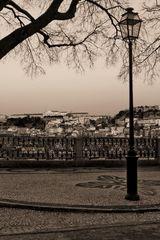 Lisboa Jardim S. Pedro de Alcântara 1