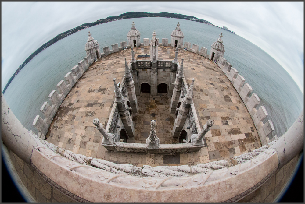 Lisboa - Torre de Bellem 04