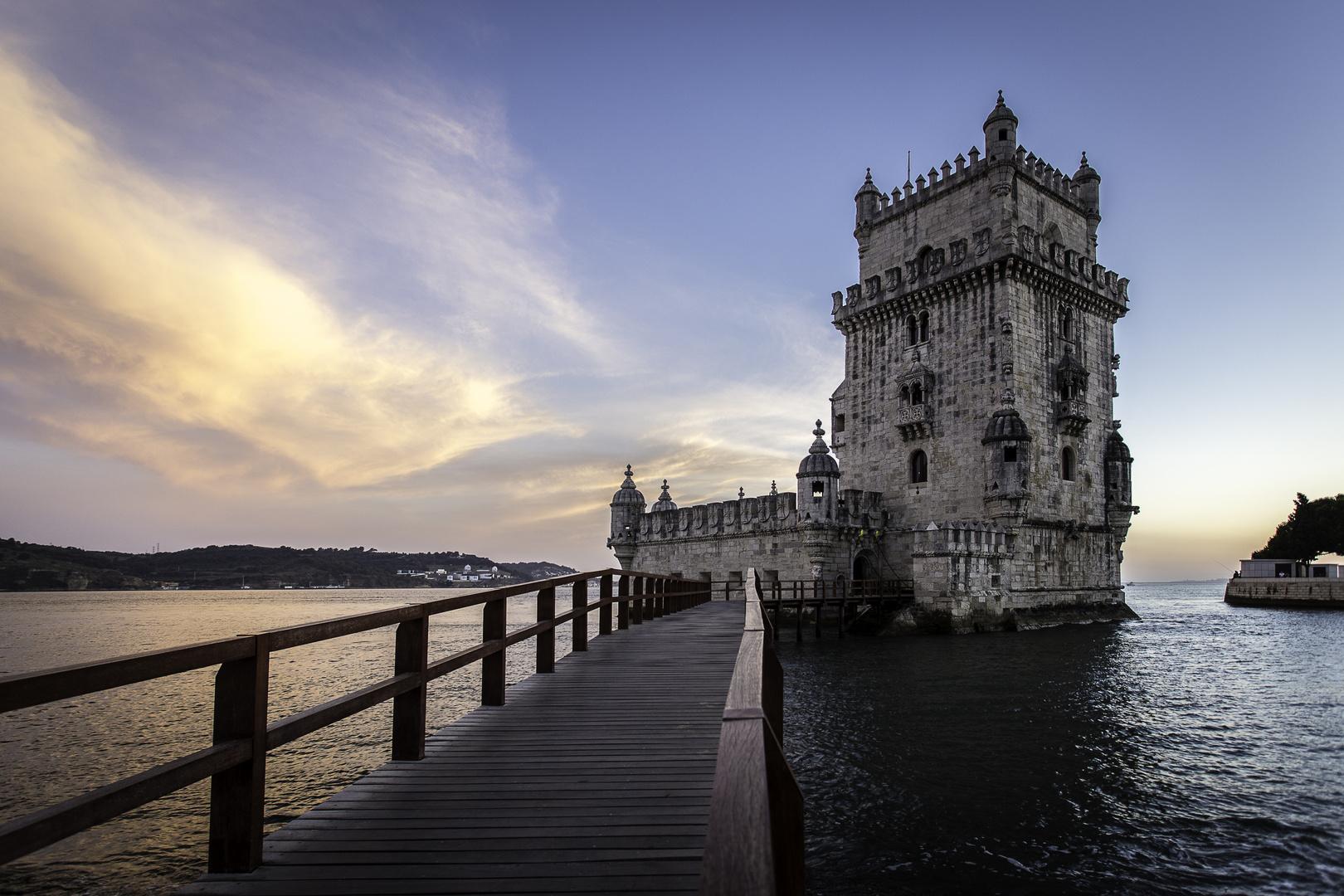 Lisbonne, tour de Belém