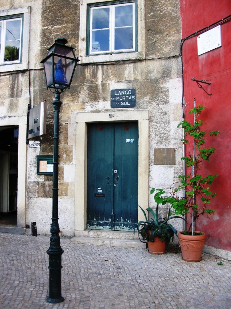 Lisbon's corner